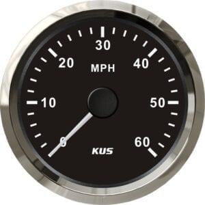 NMEA Speedometer - NMOB