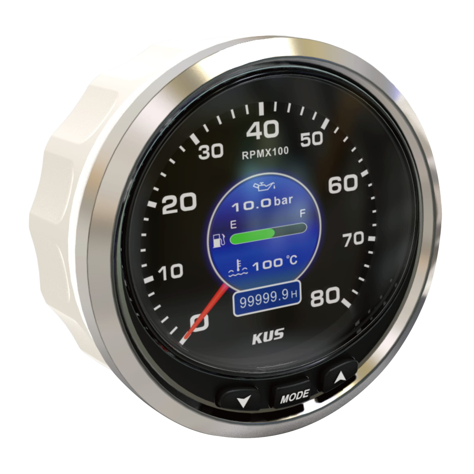 KMG Button