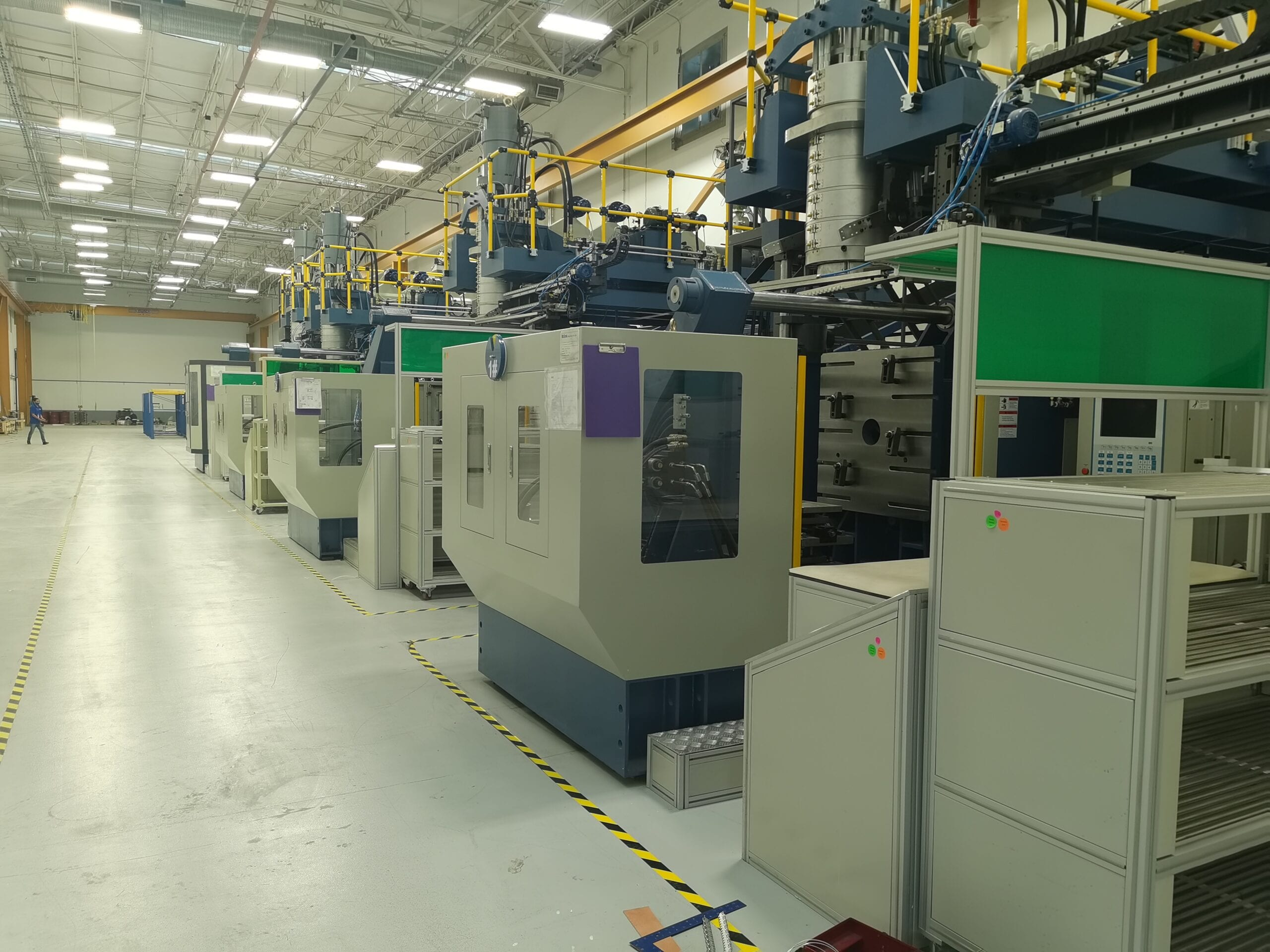KUS Mexico Office Production Machines